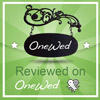 OneWed Reviewed Vendor
